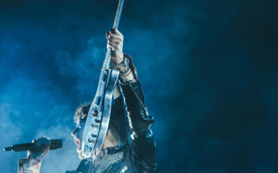 How to be a rock star leader